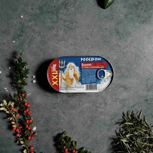 Шпроти в томаті