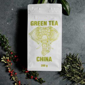 Чай зелений china