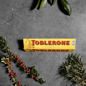 Шоколад молочний toblerone