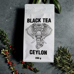 Чай чорний ceylon