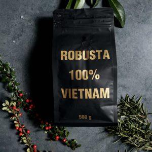 Кава robusta 100%